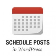 Schedule Post in WordPress