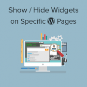 How to Show or Hide Widgets on Specific WordPress Pages