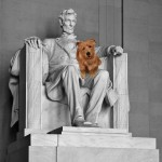 Lilly with Lincoln