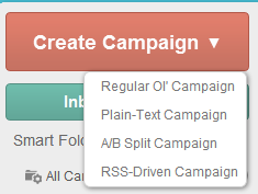 MailChimp RSS Driven Campaign