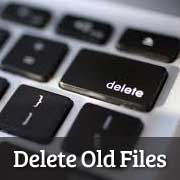 Delete Old Files