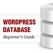WordPress Database Guide