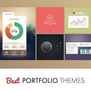 Best Portfolio WordPress Themes for 2013