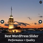 Best WordPress Slider - Performance + Quality