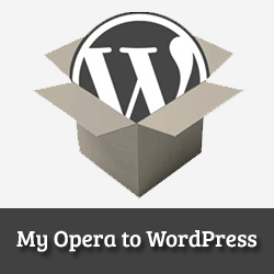 how to move my blogger blog to wordpress