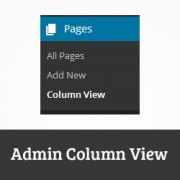 How to Add Column View for Pages and Custom Post Types in WordPress