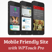 Create a Mobile Friendly WordPress Site with WPTouch Pro