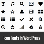 How to Add Icon Fonts in WordPress Post Editor