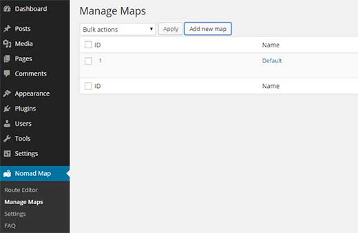 How to Add an Interactive Travel Maps in WordPress – Travel Mapping Software