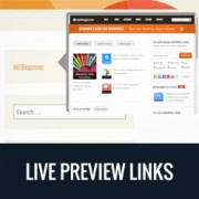 How to Show Live Preview of Links in WordPress