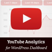 How to Add YouTube Analytics to Your WordPress Dashboard