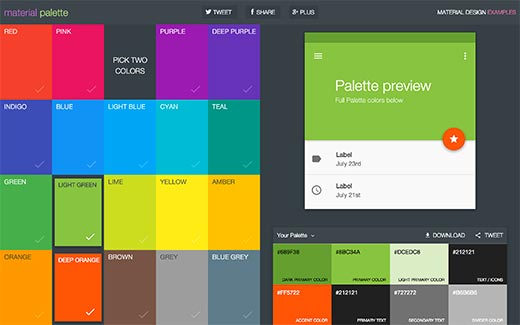 Perfect Color Combinations how to choose a perfect color scheme for your wordpress site