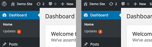 Removing WordPress logo and links from admin toolbar
