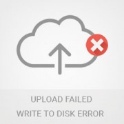 "How to Fix ""Upload: Failed to Write File to Disk"" Error in WordPress"