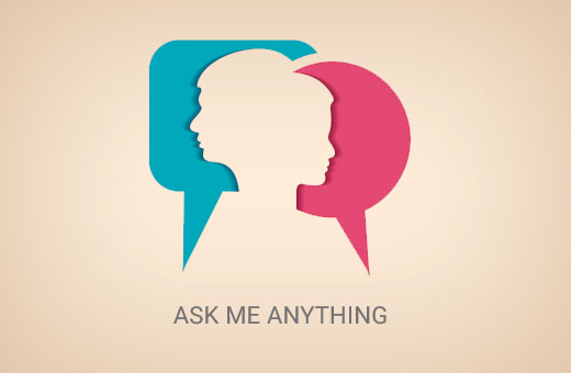 Adding ask me anything feature in WordPress