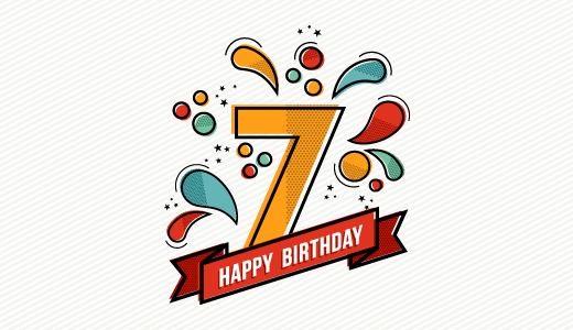 WPBeginner Turns 7