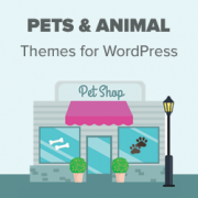 24 Best WordPress Themes for Animals and Pets