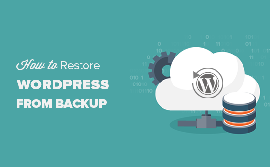 How to Restore WordPress from Backup