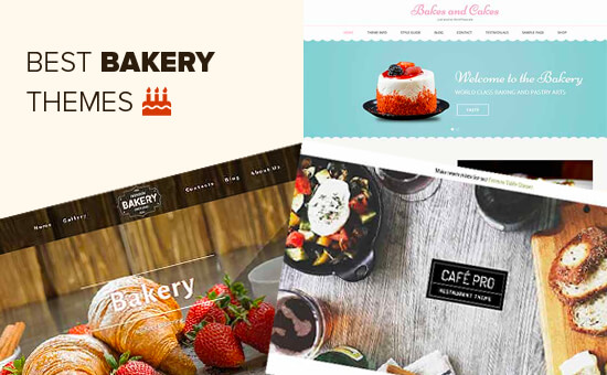 Best WordPress Bakery Themes