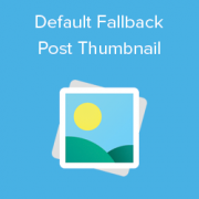 How to Set a Default Fallback Image for WordPress Post Thumbnails