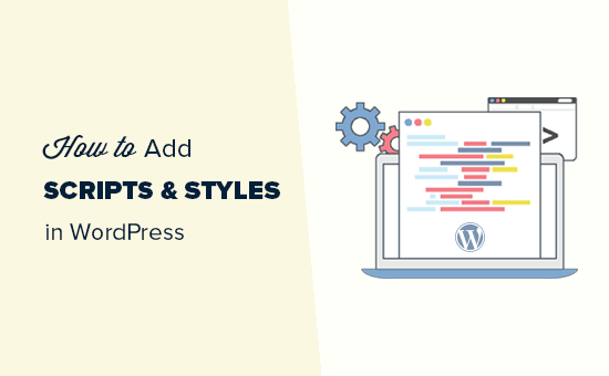 Properly adding JavaScripts and styles in WordPress