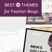 21 Best WordPress Themes for Fashion Blogs