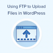 How to use FTP to upload files to WordPress for Beginners