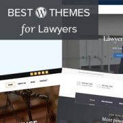 21 Best WordPress Themes for Lawyers (2018)