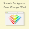 How to Add Smooth Background Change Effect in WordPress