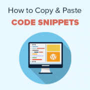 Beginner's Guide to Pasting Snippets from the Web into WordPress