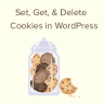 How to Set, Get, and Delete WordPress Cookies (Beginner's Guide)