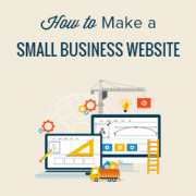 How to Make a Small Business Website – Step by Step (2018)
