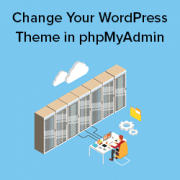 How to Change WordPress Theme via phpMyAdmin