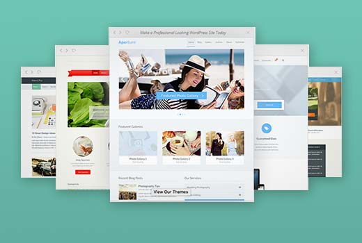 Best premium-like Free WordPress themes
