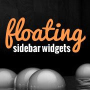 "How to Create a ""Sticky"" Floating Sidebar Widget in WordPress"