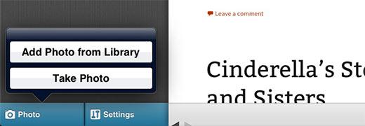 Upload snel video's naar uw site vanaf uw iPhone of iPad met behulp van de WordPress-app