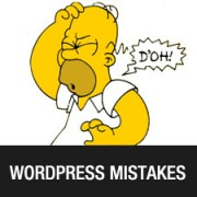 Beginners Guide: 25 Most Common WordPress Mistakes to Avoid