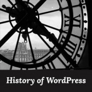 The History of WordPress