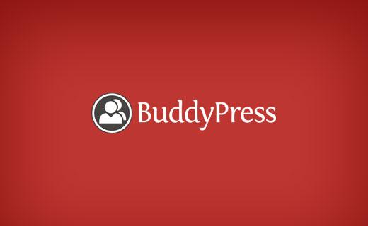 BuddyPress Social Networking Plugin for WordPress