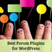 5 Best Forum Plugins for WordPress