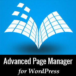 How to Manage Pages in WordPress using Advanced Page Manager