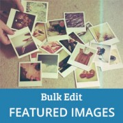 How to Bulk Edit Featured Images in WordPress