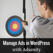 How to Manage Ads in WordPress with Adsanity Plugin