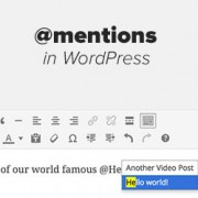 How to Add Facebook Style Autocomplete for WordPress Posts