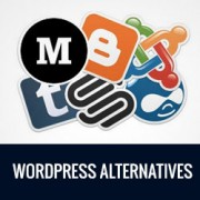 WordPress Competitors – 19 Popular WordPress Alternatives in 2019
