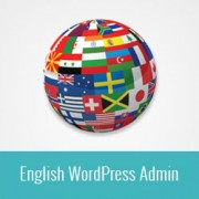 How to Use English WordPress Admin on a Multilingual Site