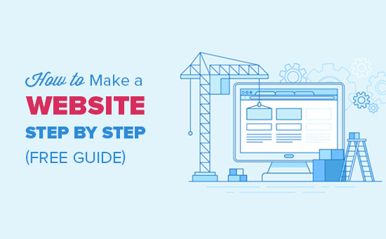 How To Make A Wordpress Website In 2018 Step By Step Updated