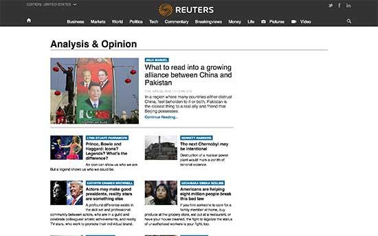Reuters Blogları