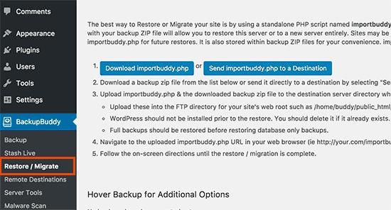Beginner's Guide: How to Restore WordPress from Backup