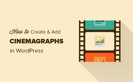 Creëren van cinemagraphs voor uw WordPress-site